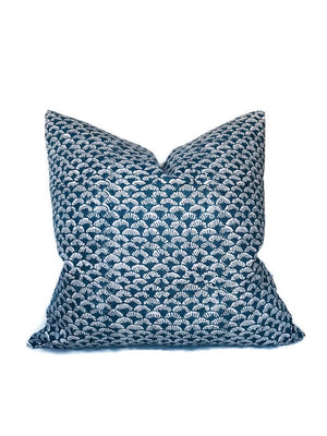 Sensu Pillow Cover in Pacific Blue, Walter G Textiles