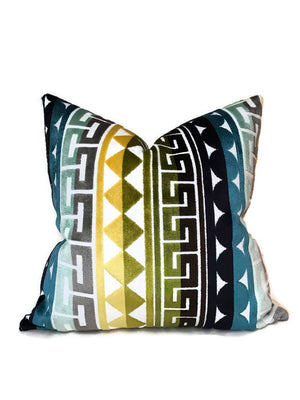 Jonathan Adler Seurat Seaside Pillow Cover