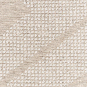Schumacher Sierra Pillow Cover in Natural
