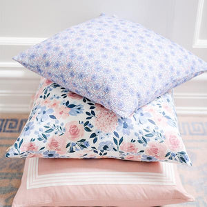 Caitlin Wilson Sweet Darling Pillow Cover in Blush