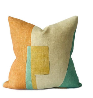 Kelly Wearstler District Pillow Cover in Tawny