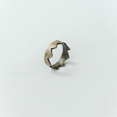 Vintage Crown Ring