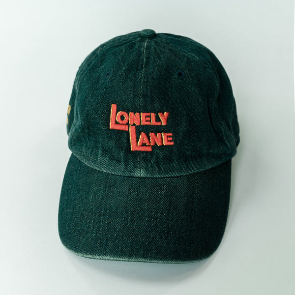 Lonely Lane Denim Cap