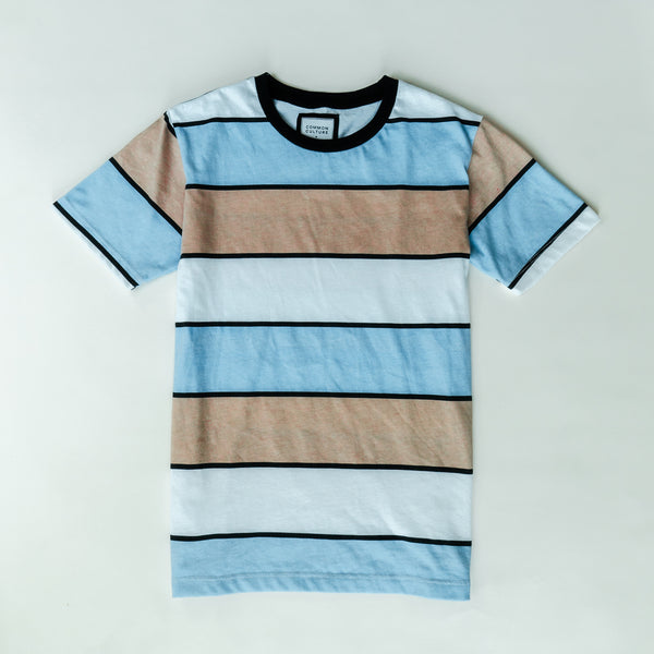 Striped T-Shirt & Long sleeve T-Shirt