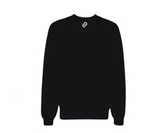 COMMON CULTURE UNISEX FLOCK CREWNECK