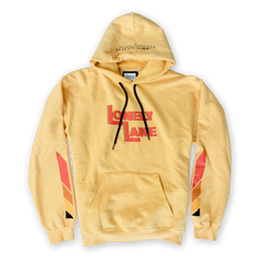 LONELY LANE HOODIE CLR