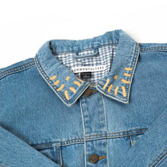 Hopeless Romantic Denim Jacket