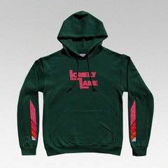 Lonely Lane Evergreen Hoodie