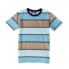 STRIPED T-SHIRT CLR