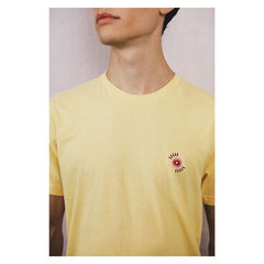 COMMON CULTURE YELLOW EYEBALL TEE