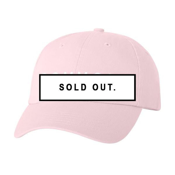 2f89ffd29cd COMMON CULTURE PINK BASEBALL HAT