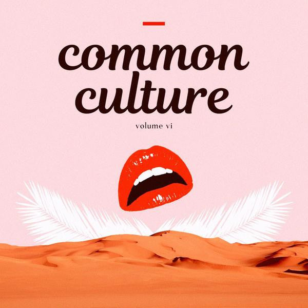 COMMON CULTURE, VOL. VI