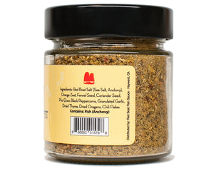 Spiced Garum Salt, 4oz