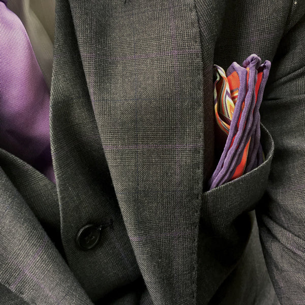 Pocket square, pochette or a handkerchief... What's in a name?