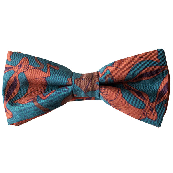 High-end handmade bow ties, pre-tie, dicky bow, made in Scotland, mens accessories UK
