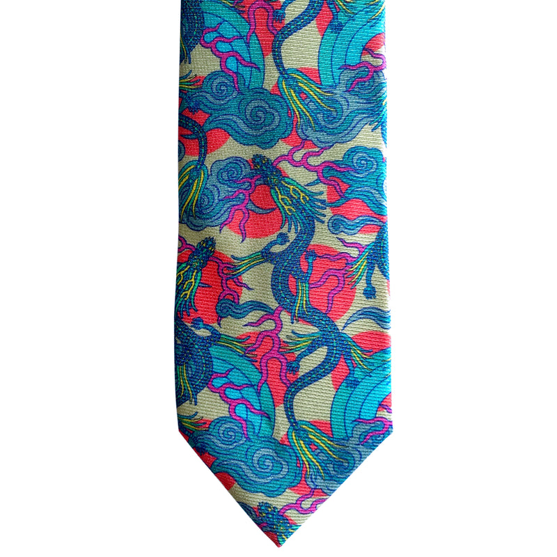 Luxury Silk Tie, Silk Saglia, Neck Ties, Made in UK, British ties, Mens Accessories