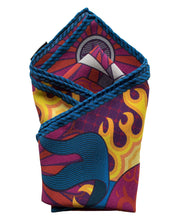 Pocket Squares UK, Contemporary Pocket Square, Luxury Pochette, Made in England, Hand rolled hem