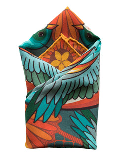 Tattoo pocket squares london, Made in UK, High Quality Silk Pocket Square, Neckerchief, Pochette, Handkerchief