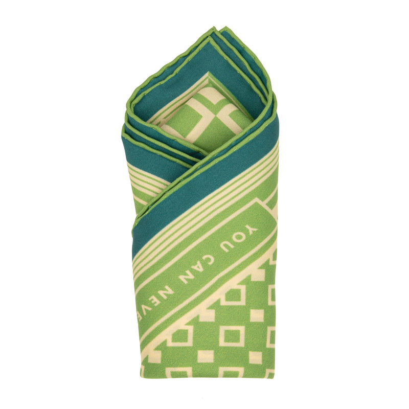 Dress to Impress, Pistachio – Pocket Square