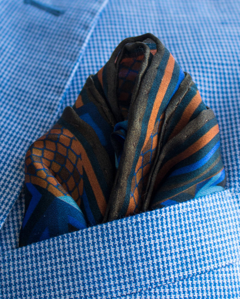 Pocket Square, Luxury Gift Idea, Pocket Squares UK, London, Made in England