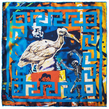 Graffiti inspired Pocket Square, Street Art Pocket Squares UK, Pochette, Handkerchief, Silk Square, Luxury Gift, Made in UK