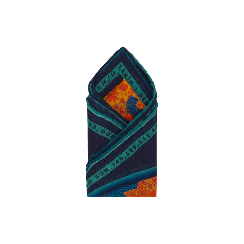 Earth, Pocket Square