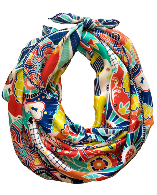 6aad93e31ca9 How to clean your luxury women s silk scarf – The surprising secrets ...
