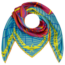 Luxury Scarf UK, Venus, Planet of Love, Gift Ideas Libra, Gift Ideas Taurus, Luxury Gift UK, London, Milan, Space Gift