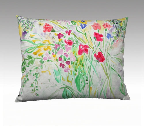 Pillow case Healing soul of flowers
