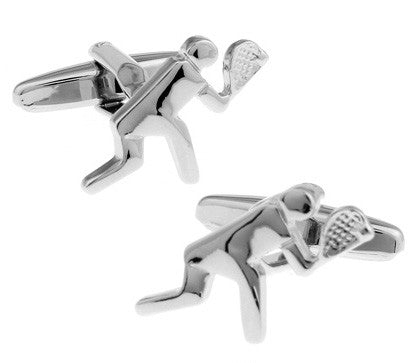 Tennis Player- Cuff Links