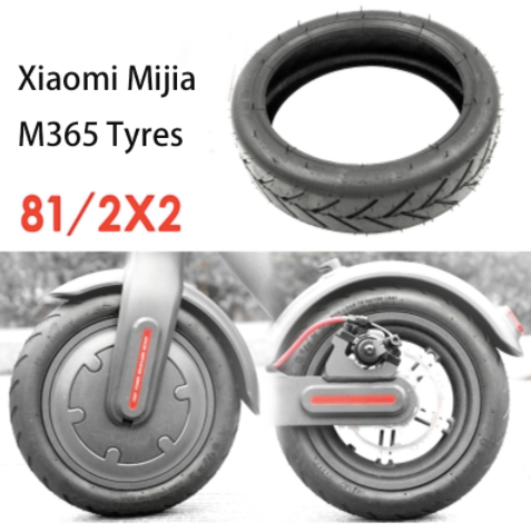 Reservehjul til Xiaomi Mijia scooter