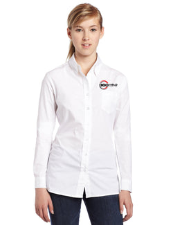 Ladies Oxford Dress Shirt