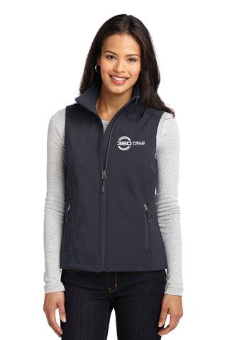 Ladies Soft Shell Vest