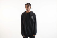 The Party Never Dies Hoodie (BLACK)