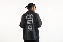 The Party Never Dies Coaches Jacket