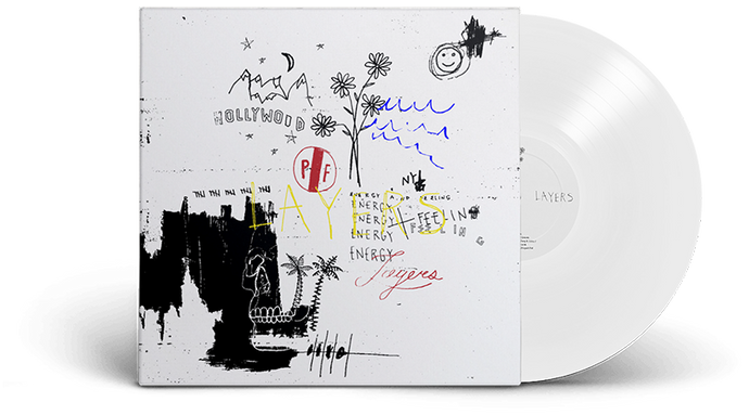 Limited Edition Layers Album Vinyl