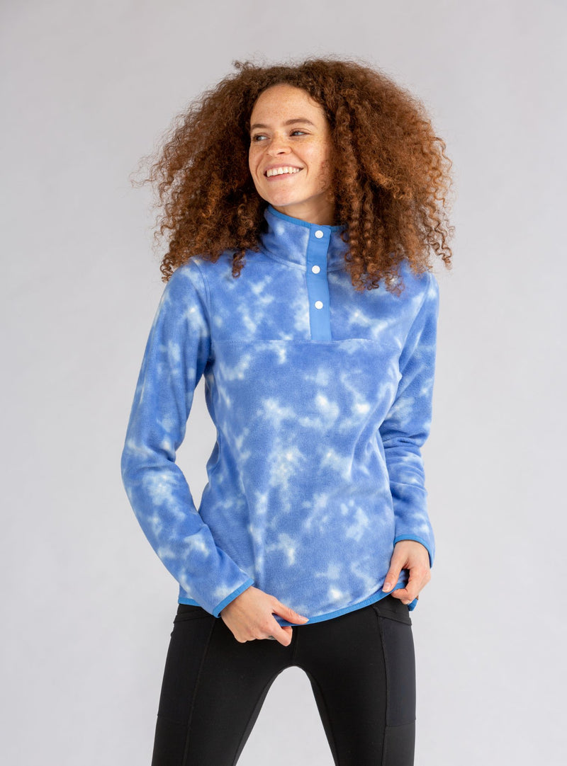 Frostbite Snap Pullover - LIV Outdoor