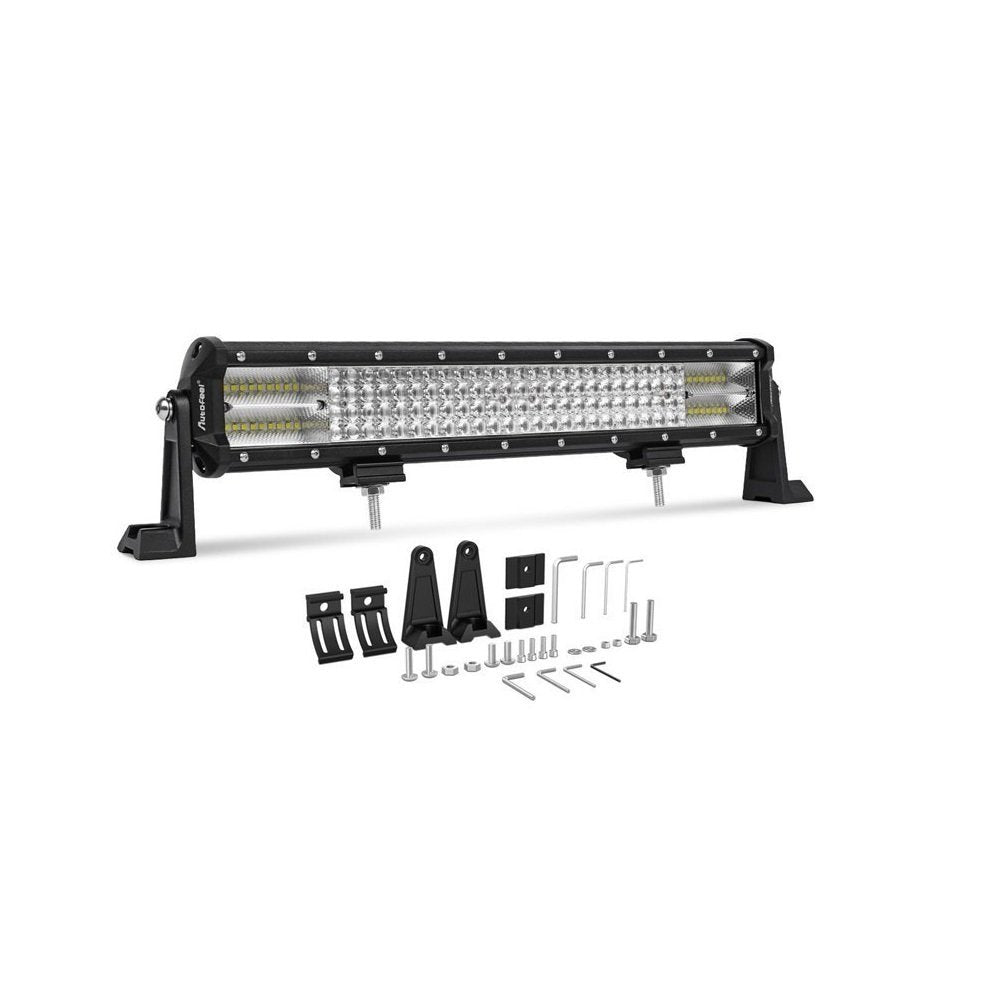 "17"" (330 Watt) 8D White/Amber Light Bar"