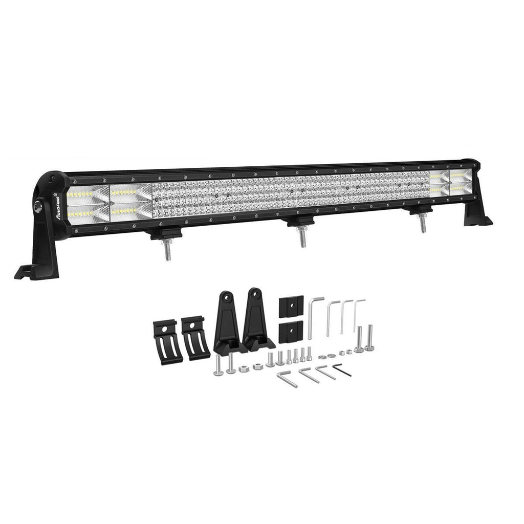 "29"" (423 Watt) 8D White/Amber Light Bar"