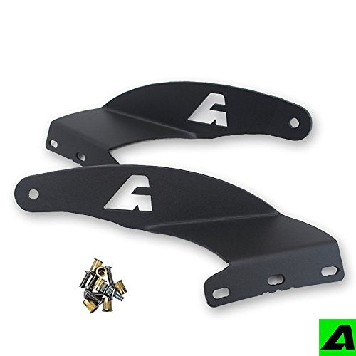 "Chevy Colorado Roof Mount Bracket Kit For (42"" Curved LED Light Bar ONLY)"