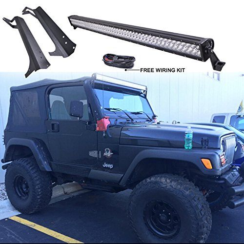 (97-06) Jeep Wrangler TJ (Complete Roof Kit)