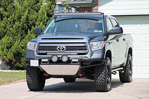 "2007-2018 Toyota Tundra Roof Mounts (50"" Curved ONLY)"