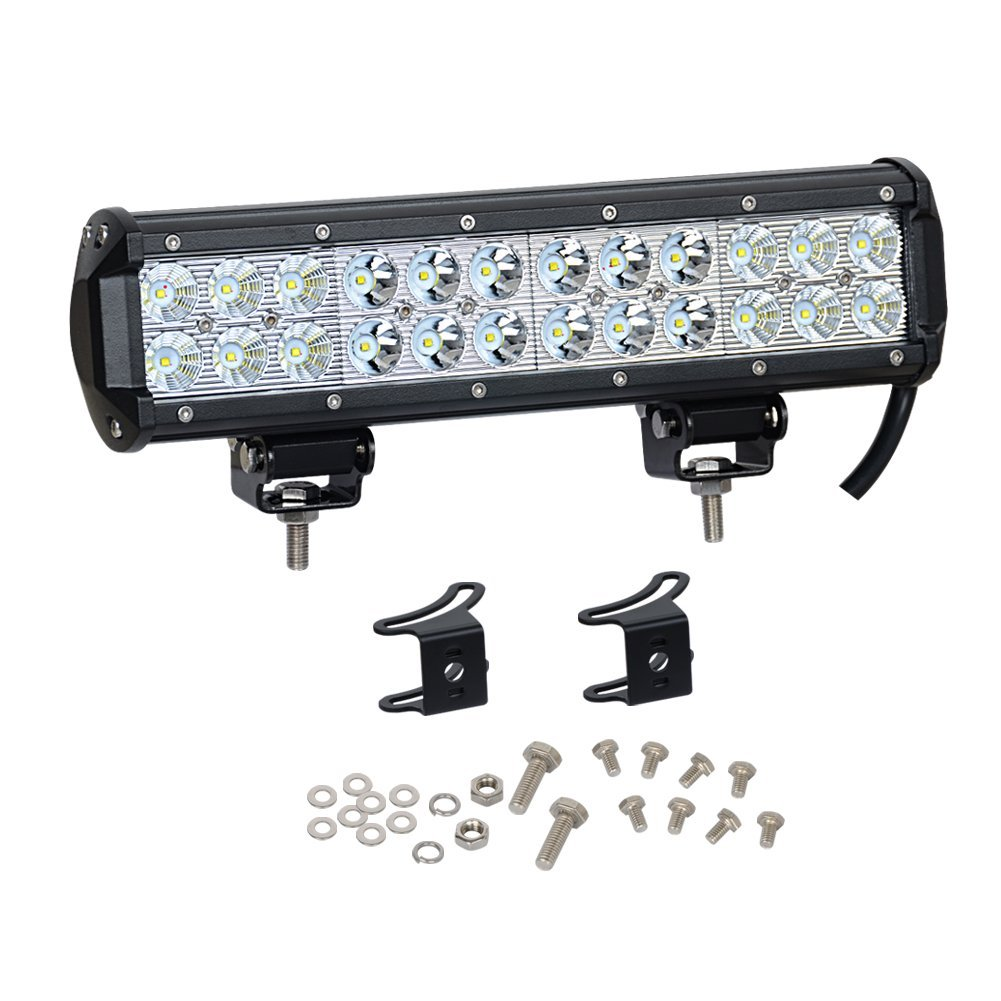 "12"" LED light bar (72 watt)"