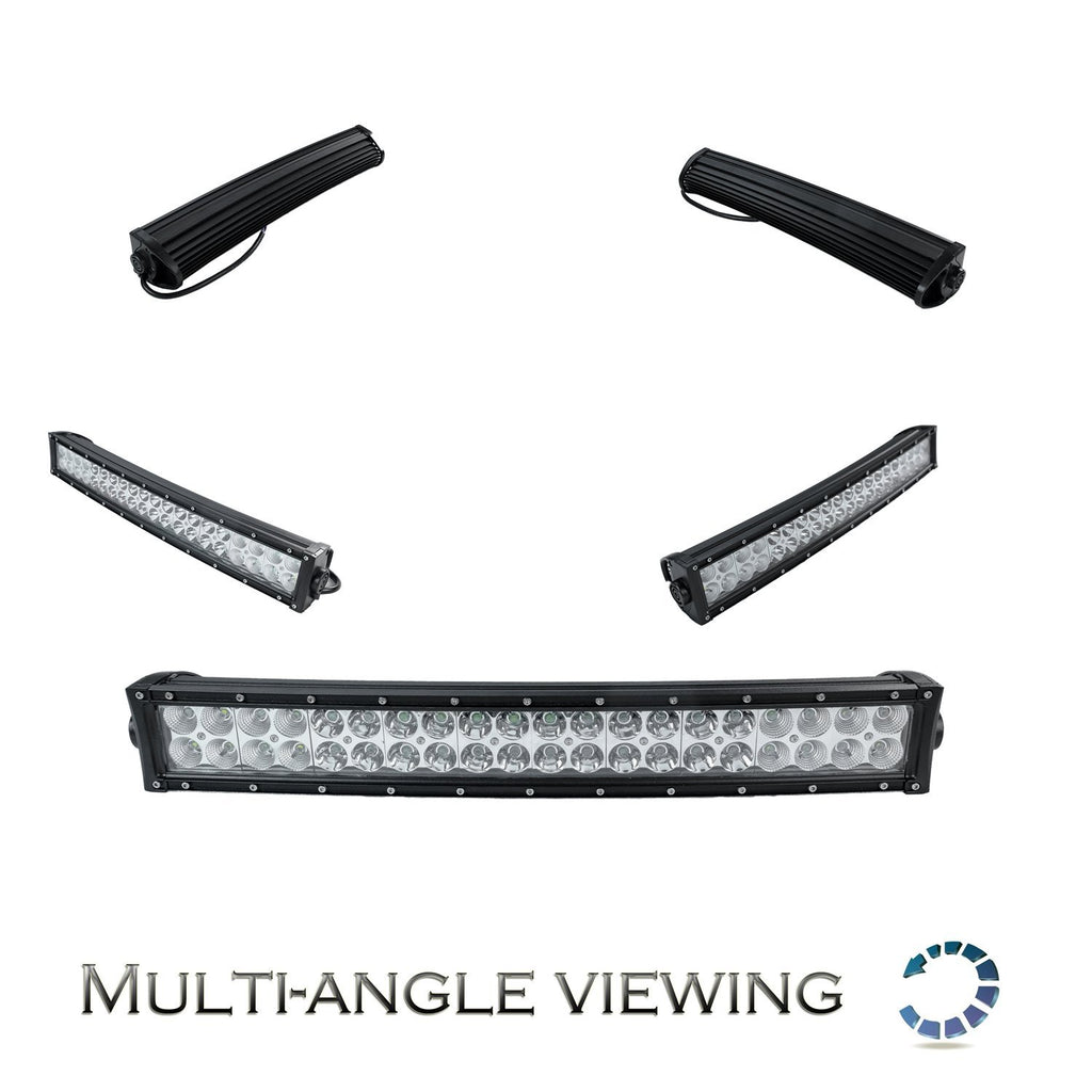 "22"" Curved Light Bar (200 watt)"