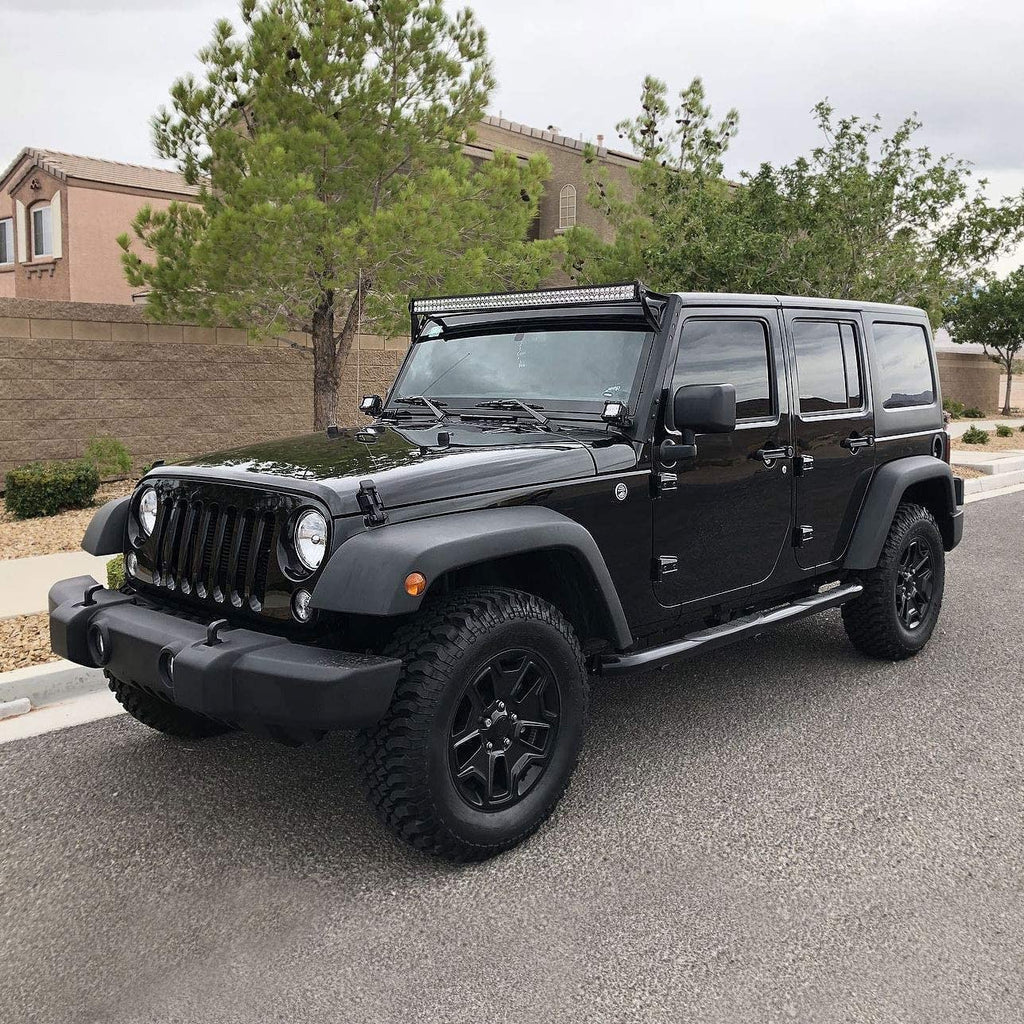 COMPLETE ROOF KIT - (2007 - 2017) Jeep Wrangler JK