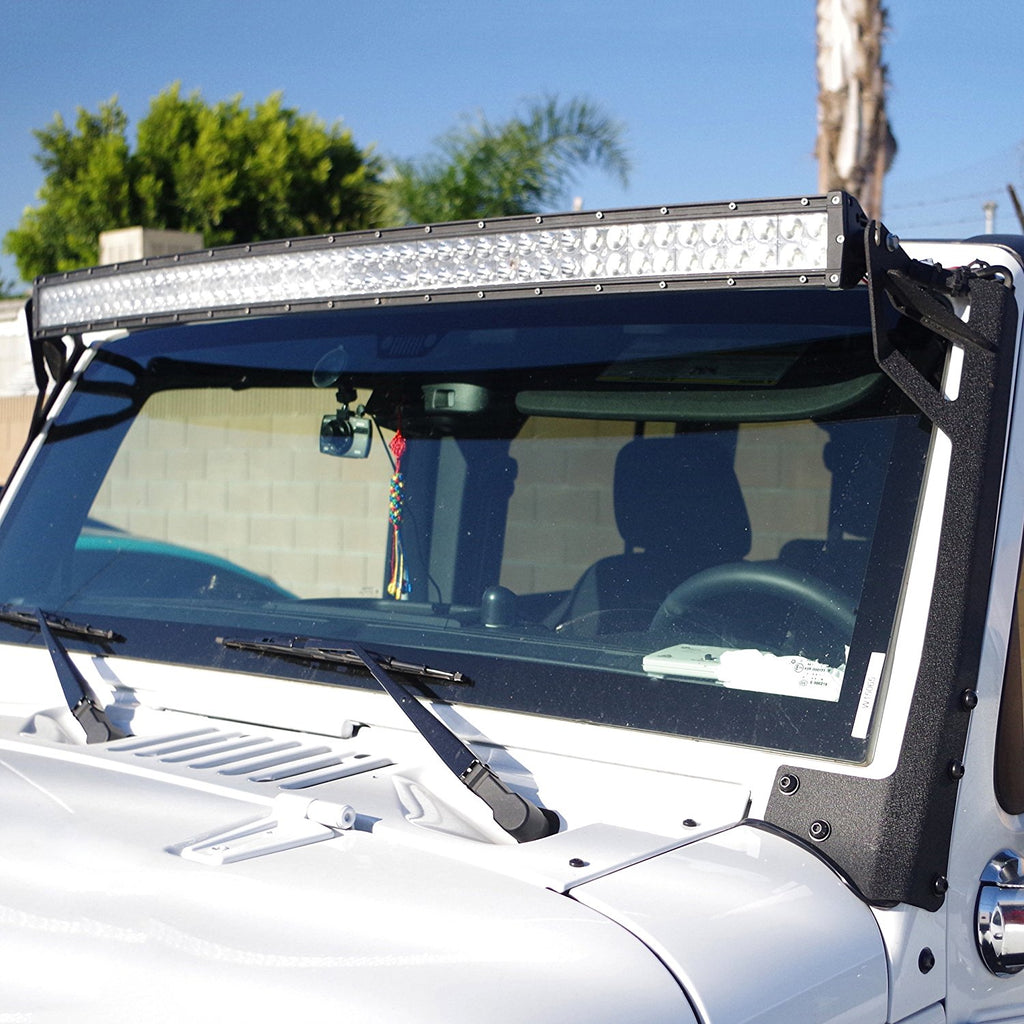 "(97-06) Jeep Wrangler TJ (50"" Straight Light ONLY)"