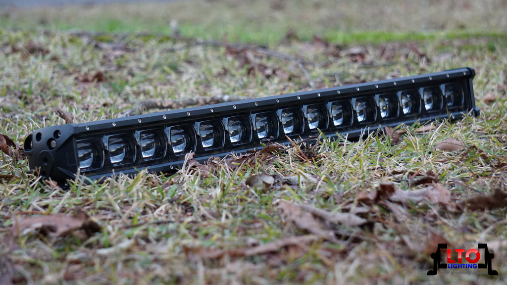"6D | 33"" Single Row LED Light Bar (150W)"