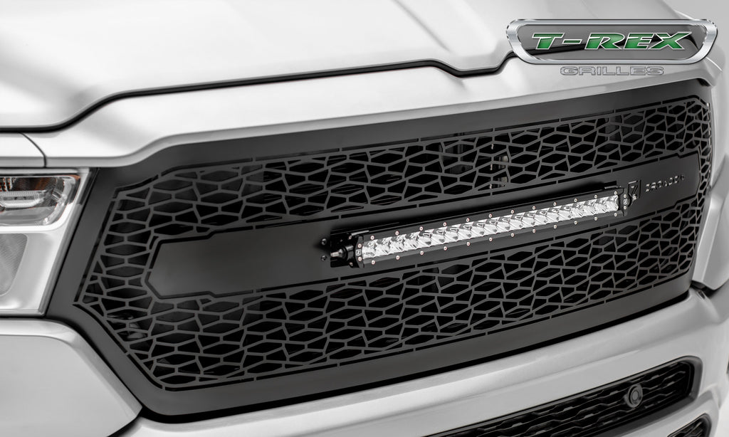ZROADZ SERIES GRILLE REPLACEMENT - Z314651 - 20 INCH LED LIGHT BAR FOR 2019 RAM 1500
