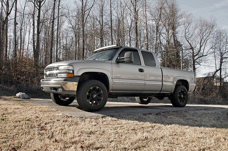 "99-06 Silverado/Sierra For (50-52"" Curved Light Bar ONLY)"