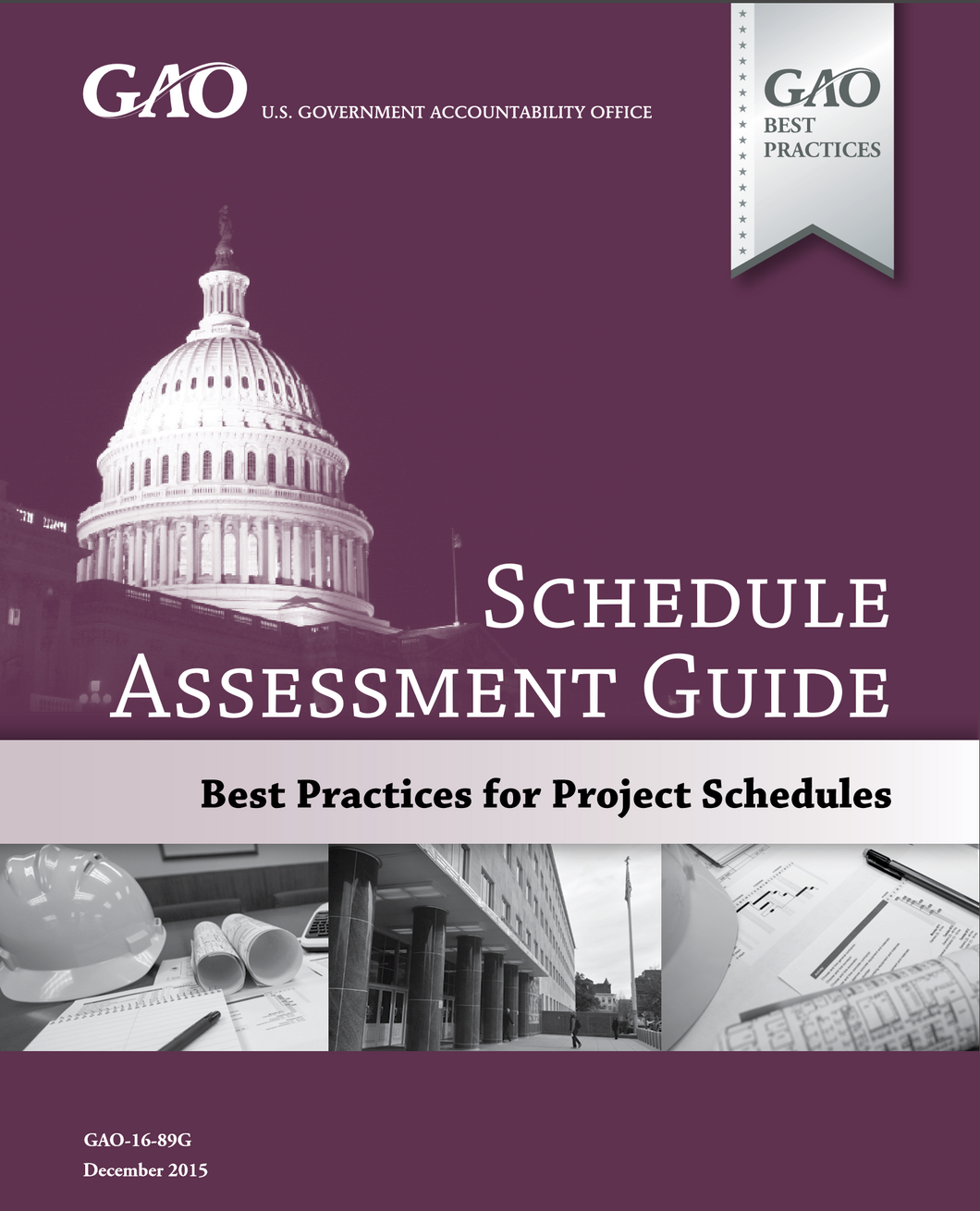 The Schedule Assessment Guide from GAO (General Accountability Office) in USA - article